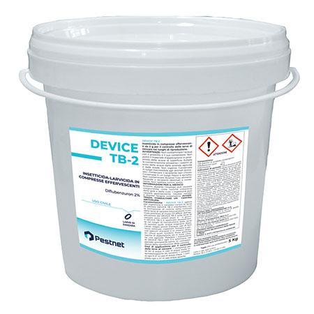Device TB 2 5kg rid