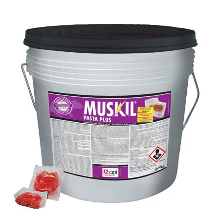 Muskil Pasta Plus ridd