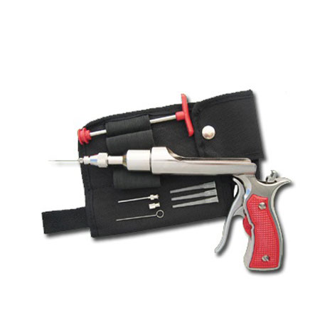 Gel applicator gun