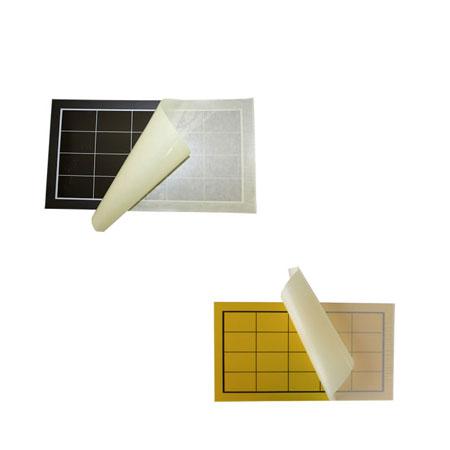 Pannelli compatibili gialli e neri_rid